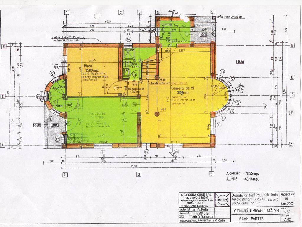 Proiectare Case si Vile in Bucuresti - ConstructFicus.ro